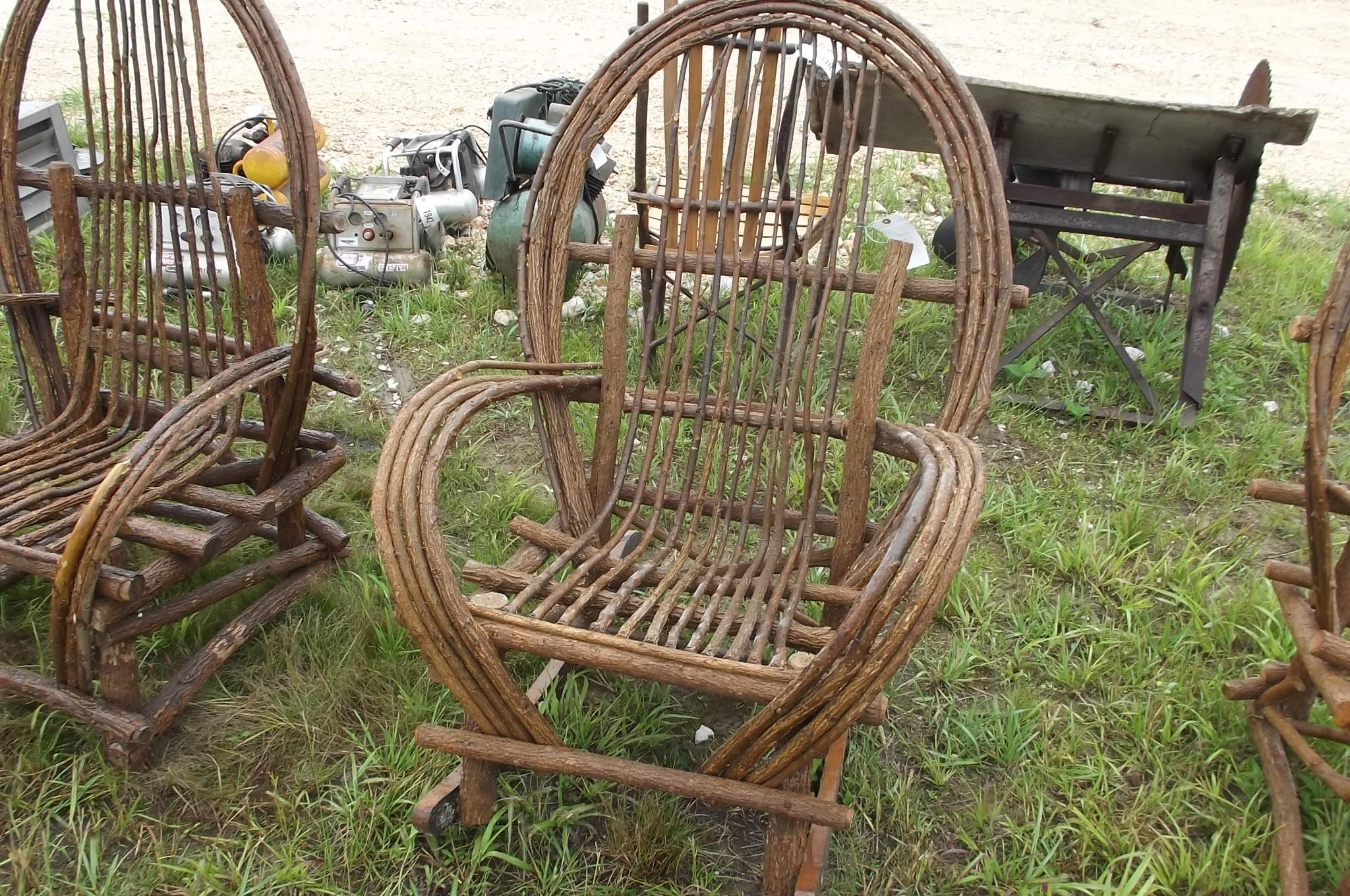Willow Handcrafted Rocking Chair