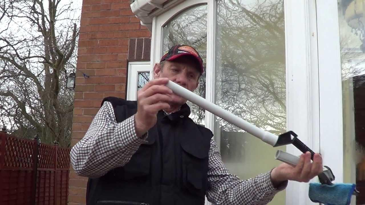 Window Cleaning Tips Wagtails Erkenomic Pole Tip