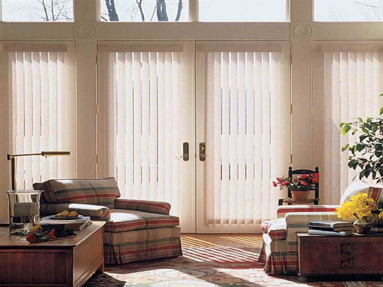 Window Cover Ideas French Door Covering