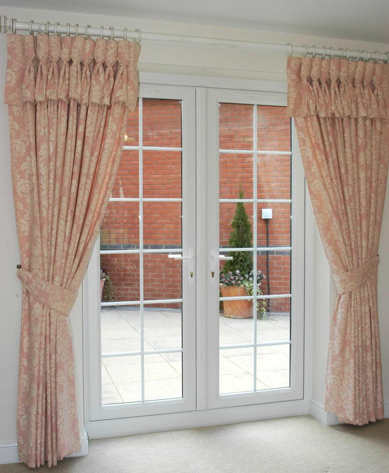 Window Coverings French Door Theydesign