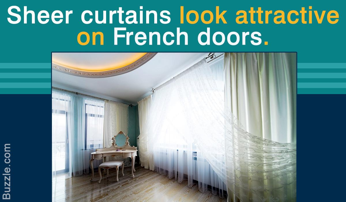 Window Coverings French Doors