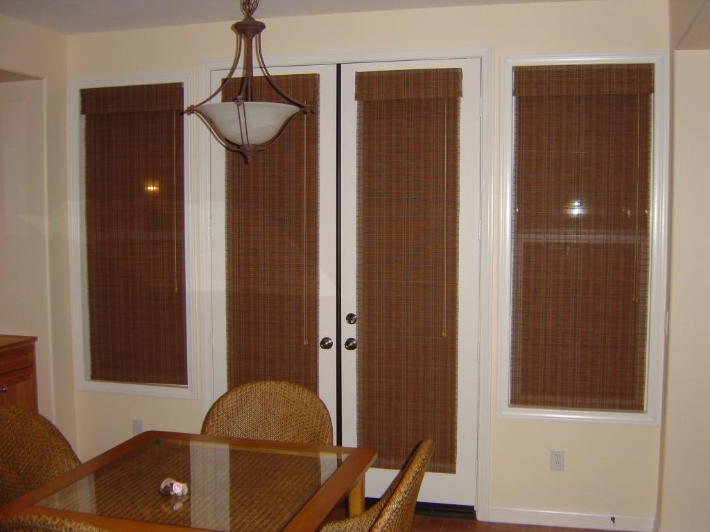 Window Treatments French Doors Creative Home Decoration