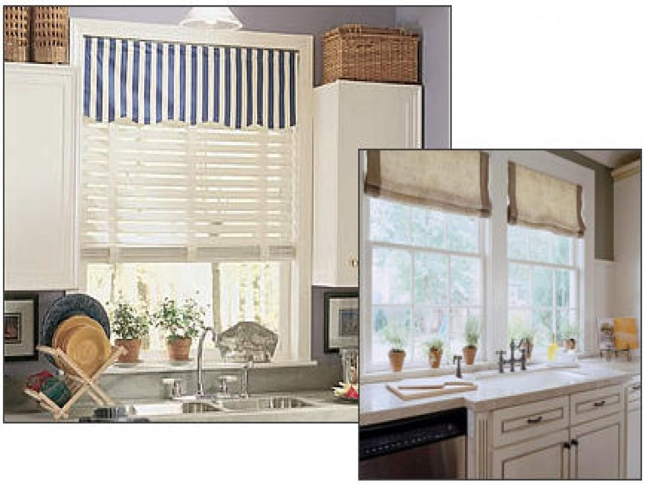 Window Treatments Kitchens Kitchen Treatment