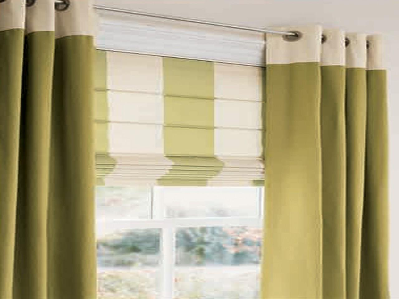 Window Treatments Wide Windows Sew Treatment