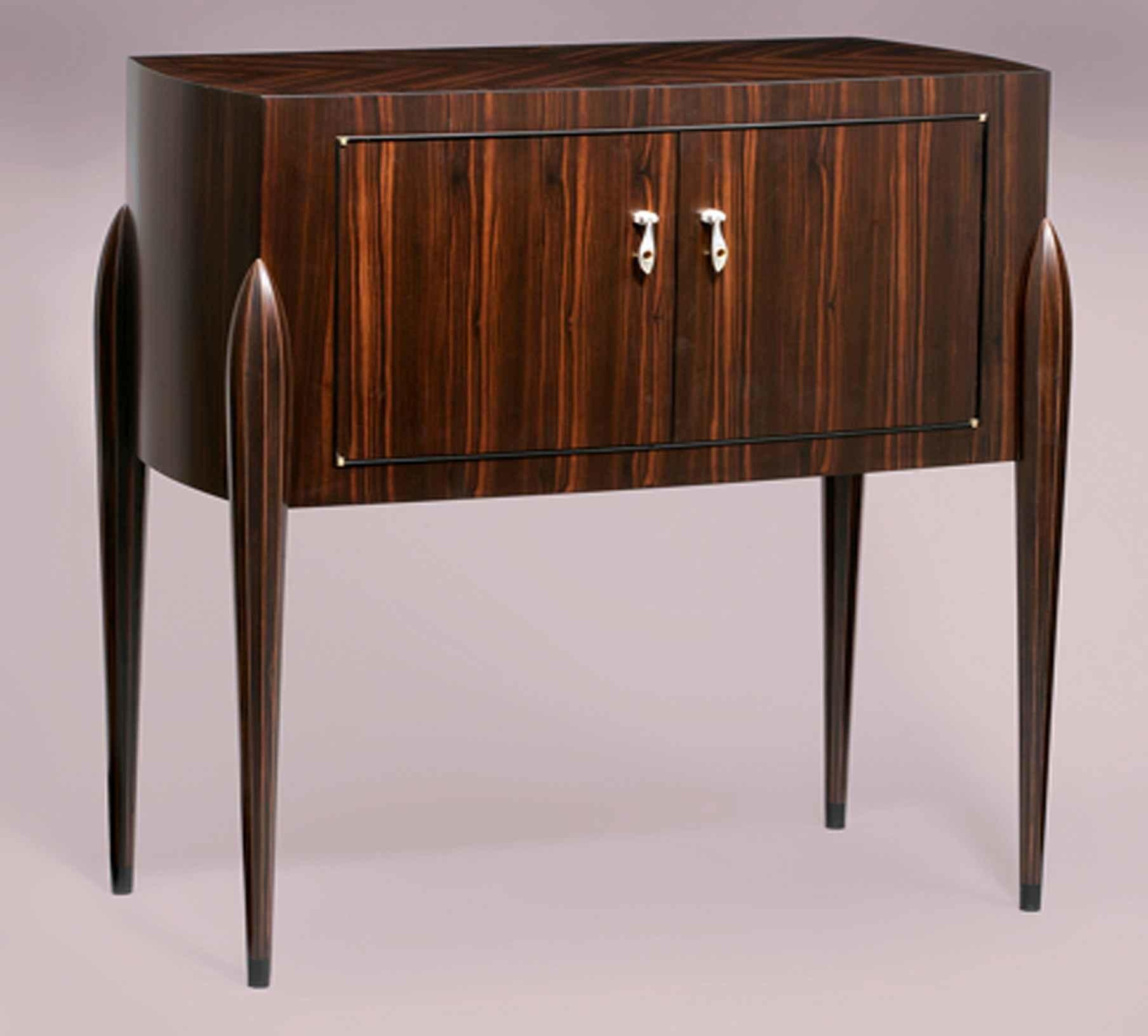 Wine Bar Cabinet Furniture Wood Ransley Sideboard