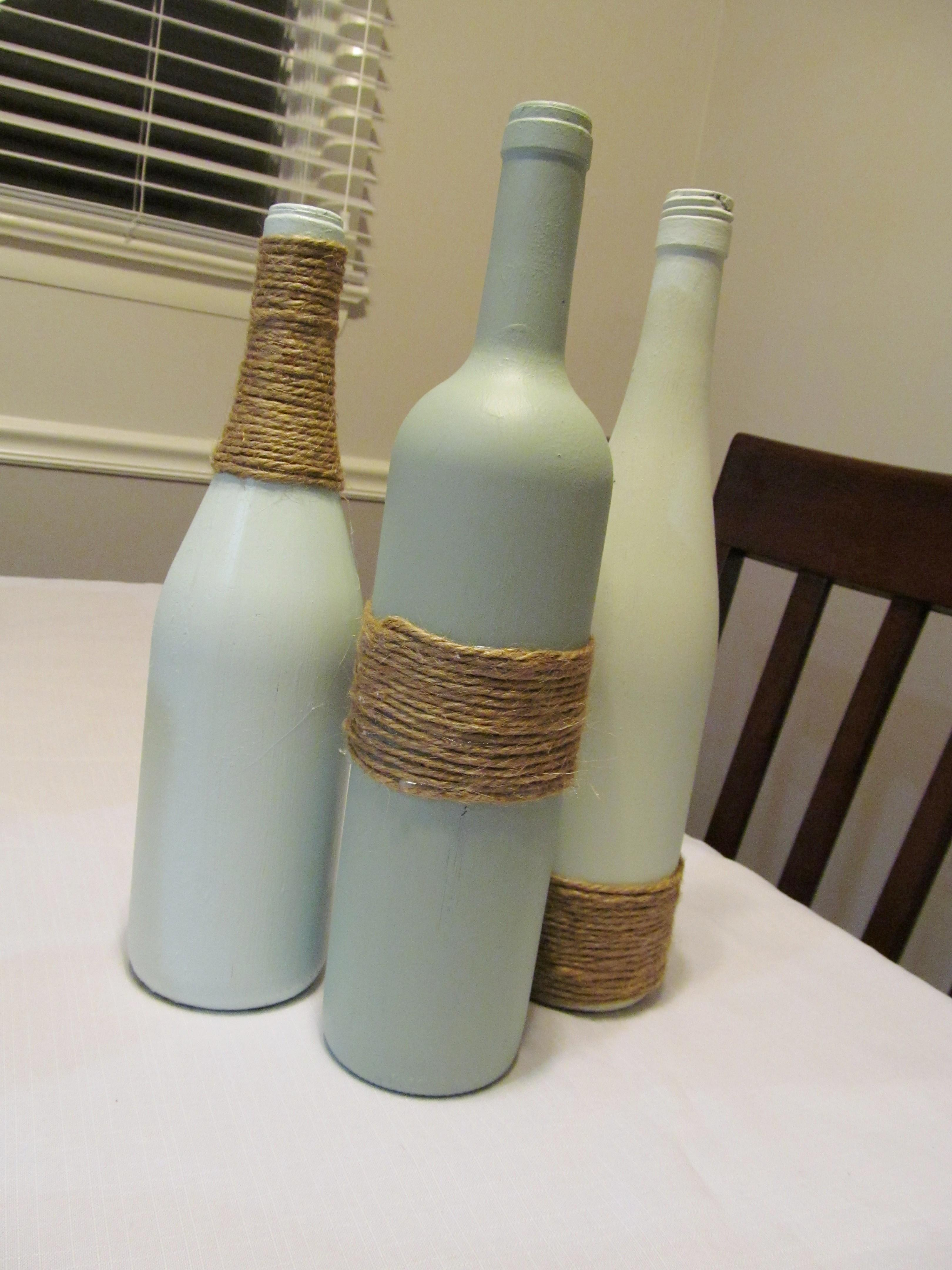 Wine Bottle Crafts Smith All Trades