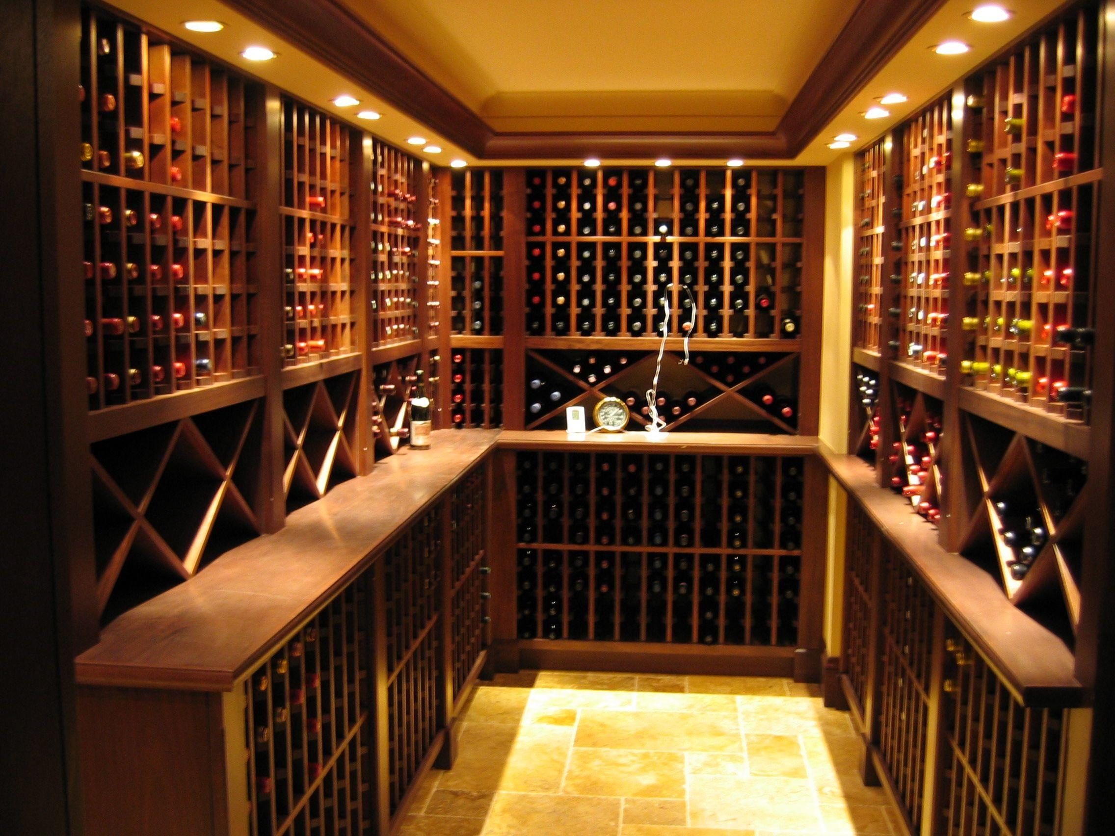 Wine Cellar Design Applied Your Room Traba Homes