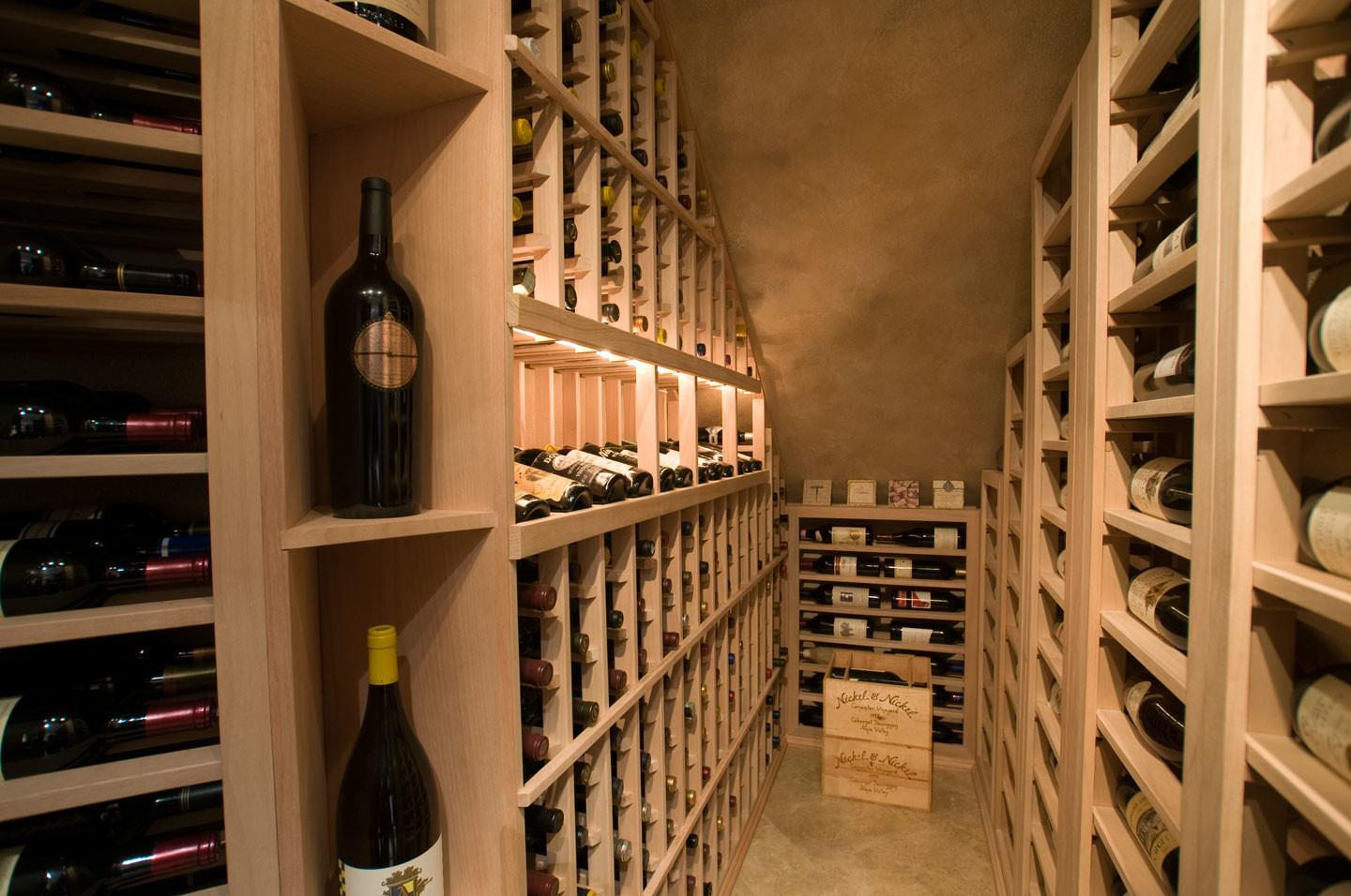 Wine Cellar Design Artistic Elegance Amaza