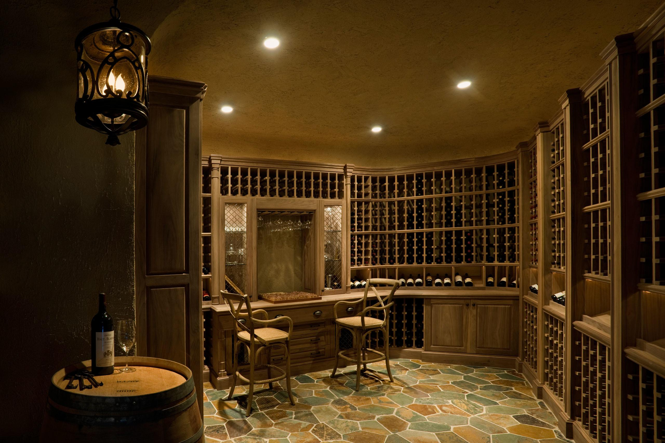 Wine Cellars Glenview Haus Chicago