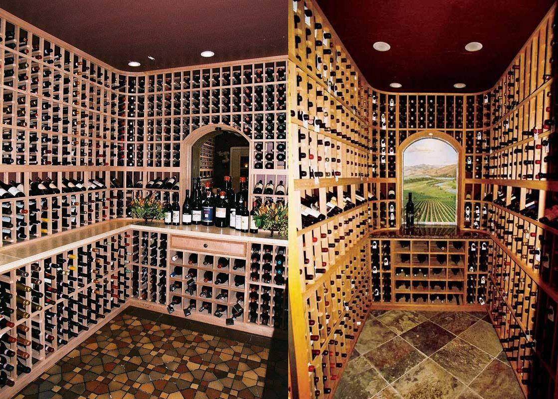 Wine Cellars San Francisco Greenbrae California
