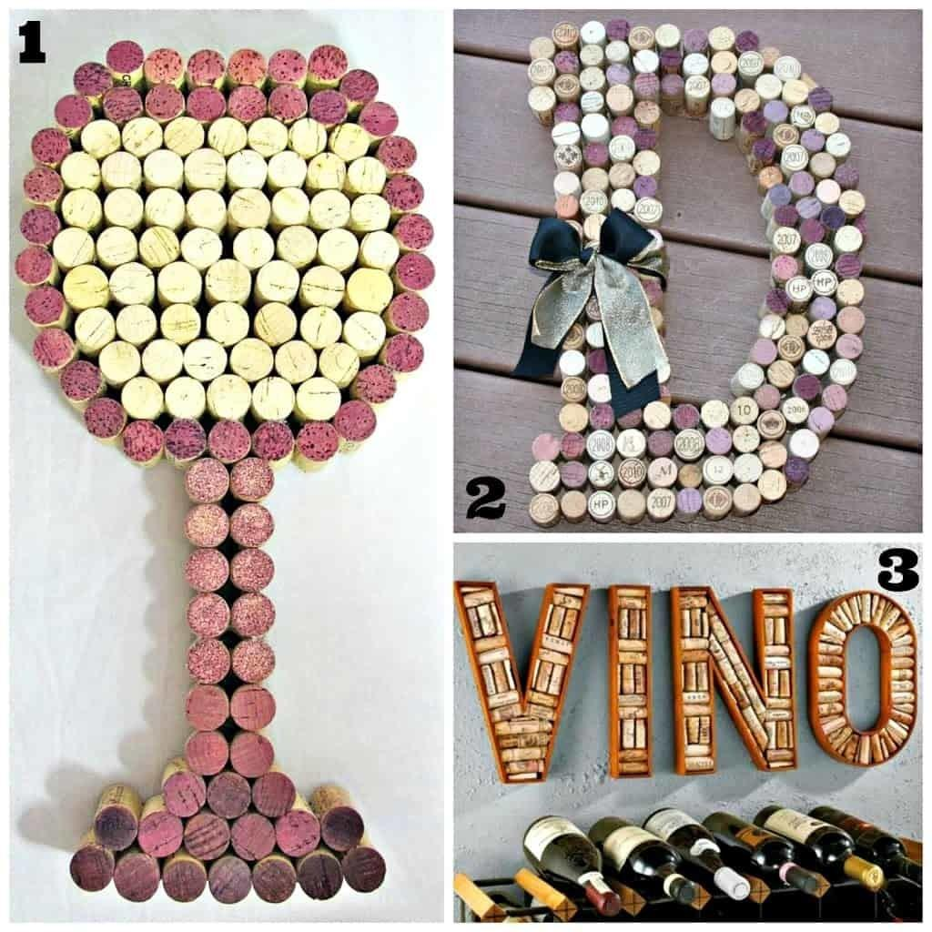 Wine Cork Diy Projects Life Little Brighter