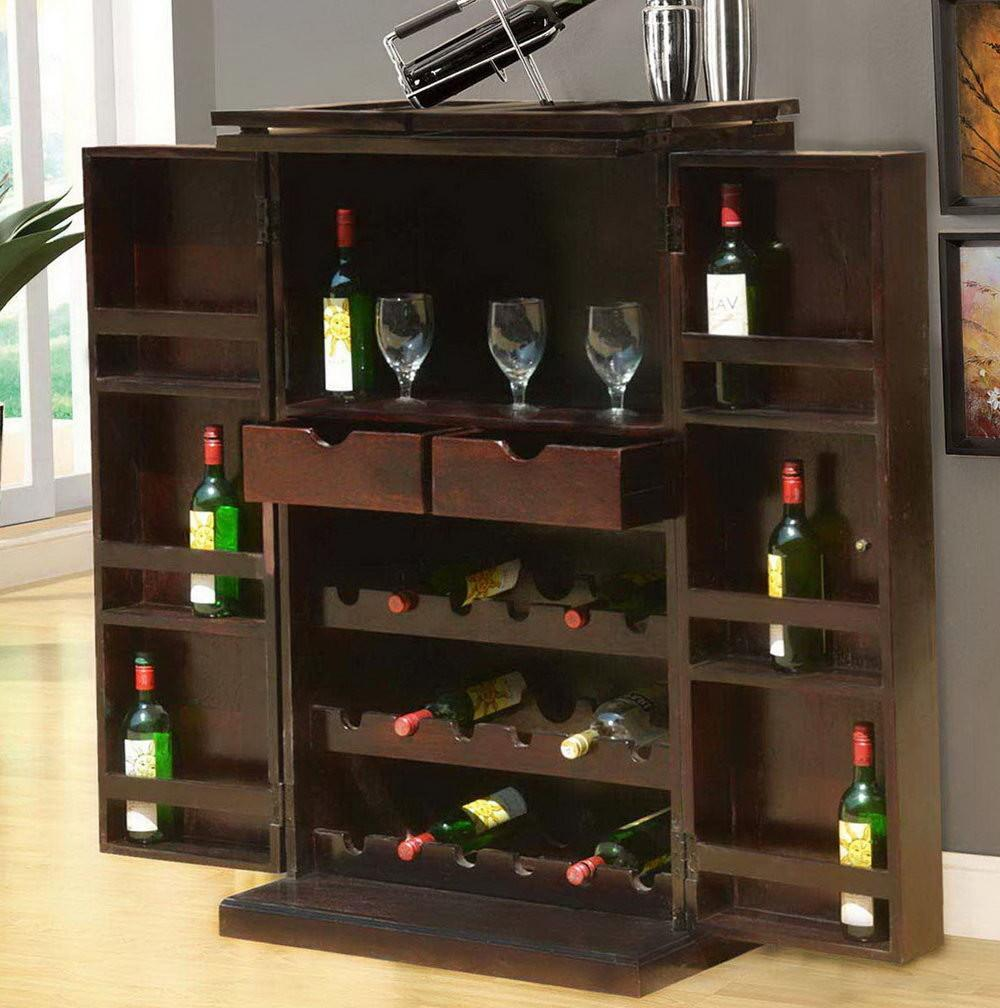 Wine Storage Cabinet Ideas Home Design