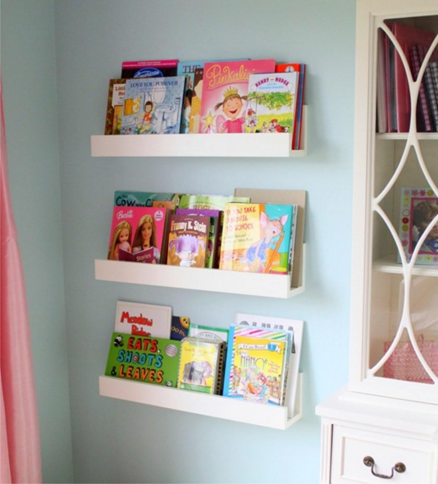 Winks Daisies Diy Wall Shelves