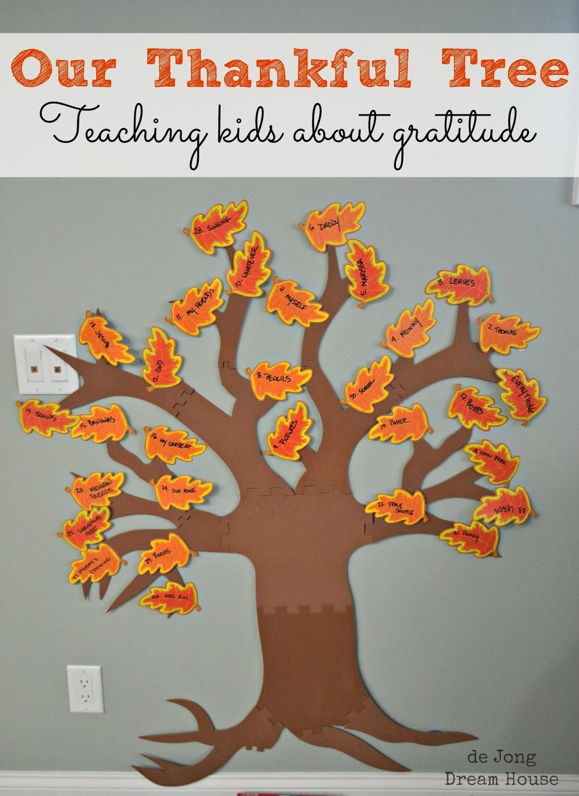 Winners Thanksgiving Crafts Gratitude Challenge