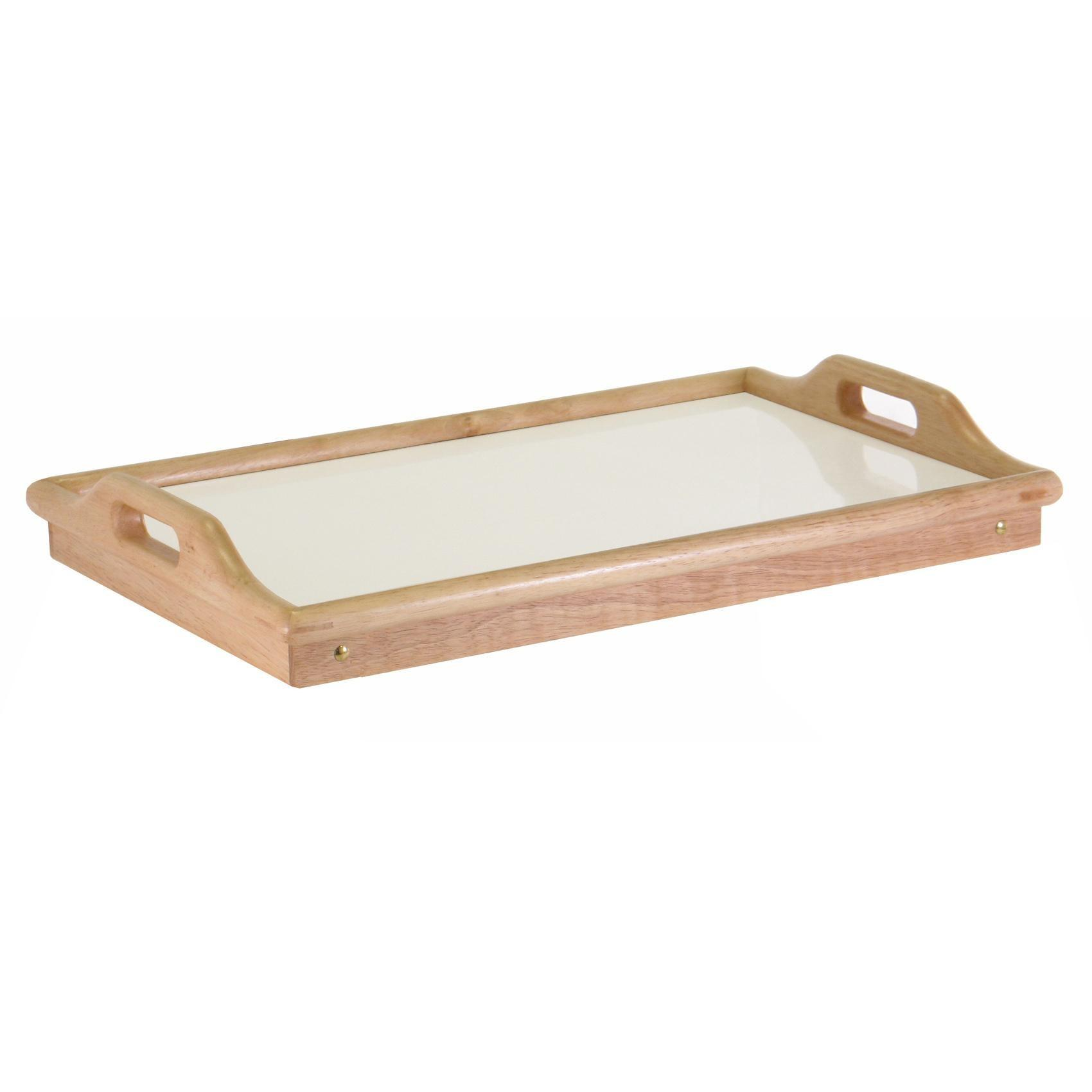 Winsome Wood Breakfast Bed Tray Handle