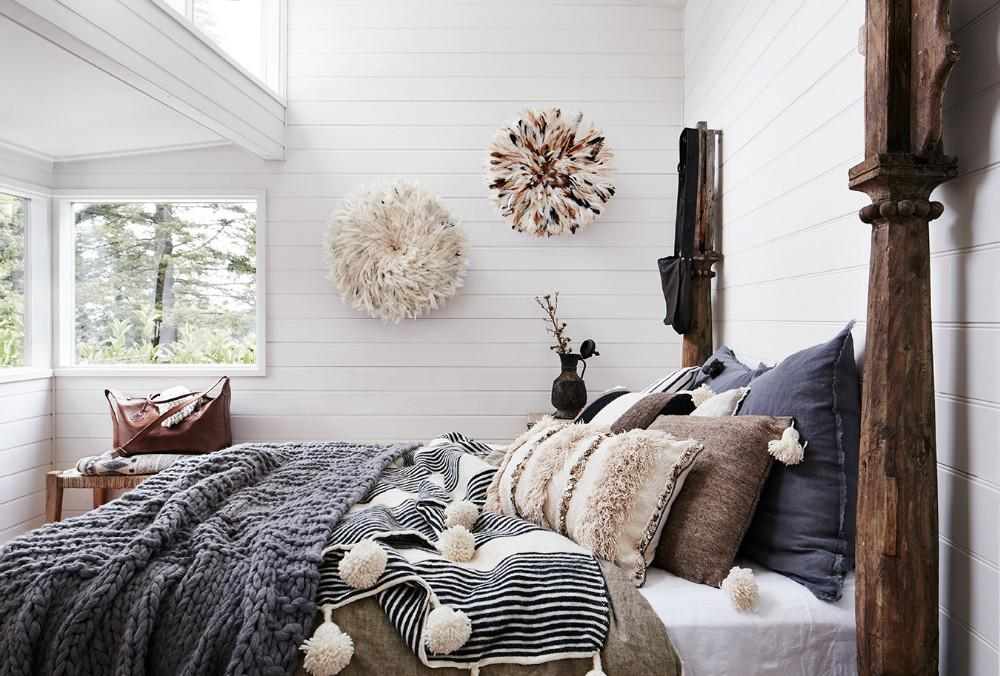 Winter Bedroom Style Key Decorating Tips Isselle