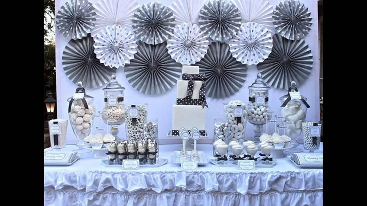 Winter Themed Party Ideas Homemade Design