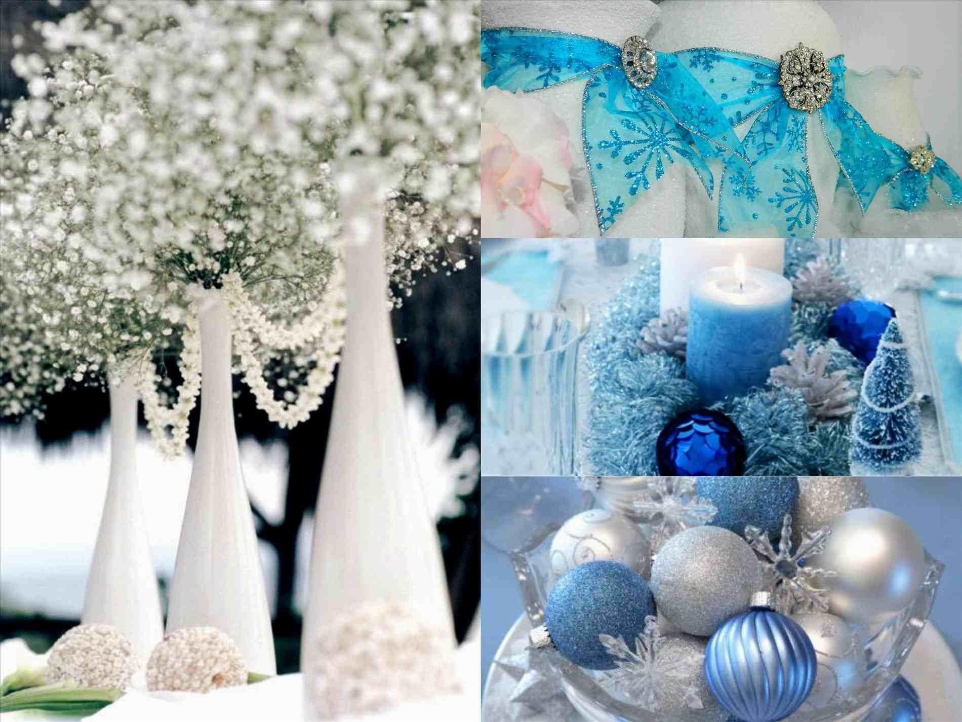 Winter Wedding Decorations Diy Simple Inexpensive