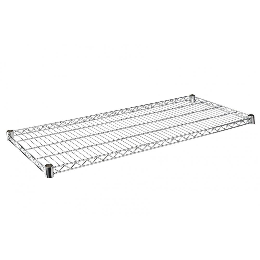 Wire Shelf Heavy Duty Chrome Shelving W1200 D450