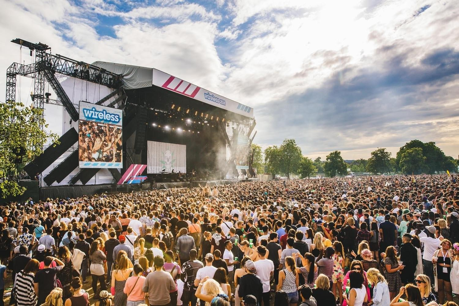 Wireless Festival 2015 Tickets Sold Just Flash