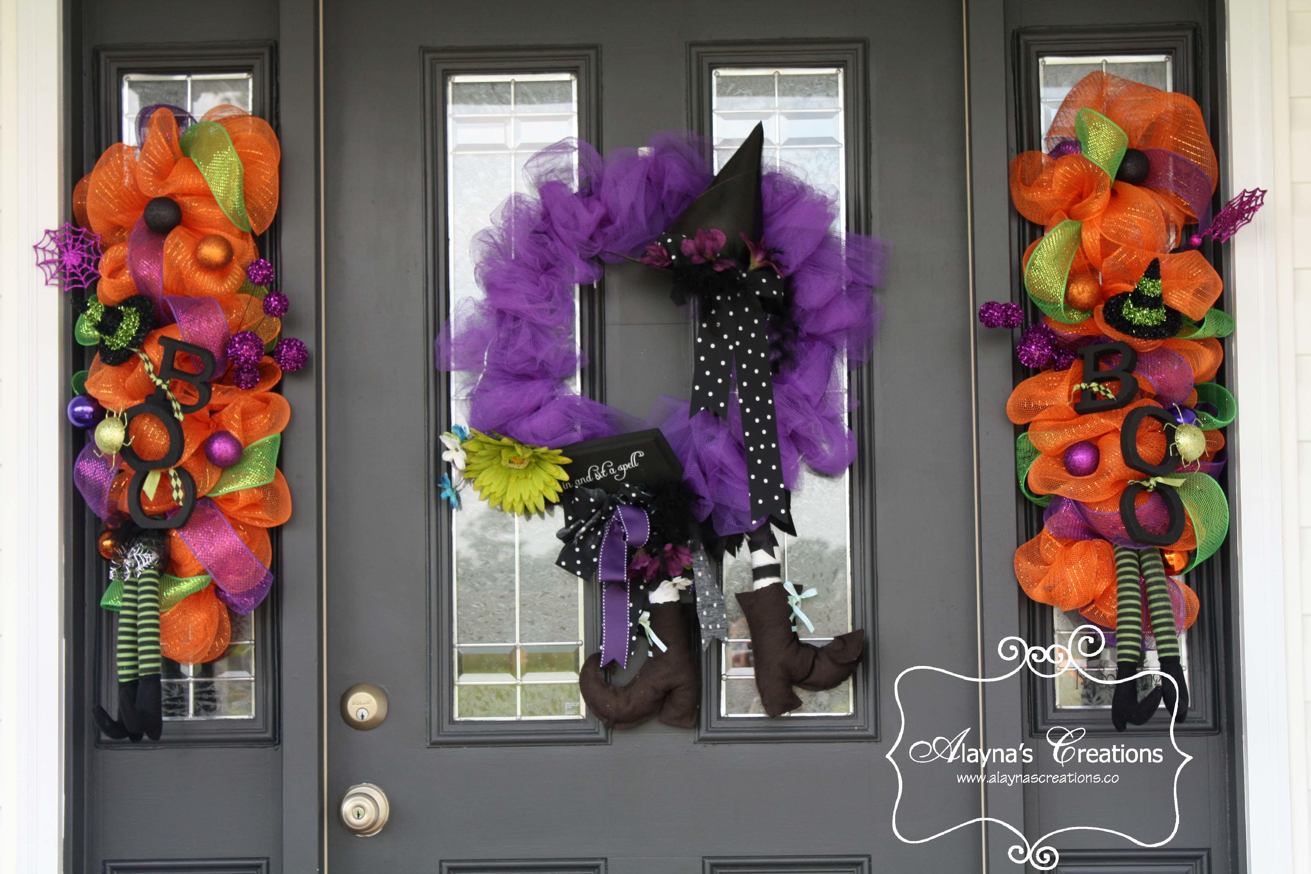 Witchy Front Porch Diy Home Decor Crafts