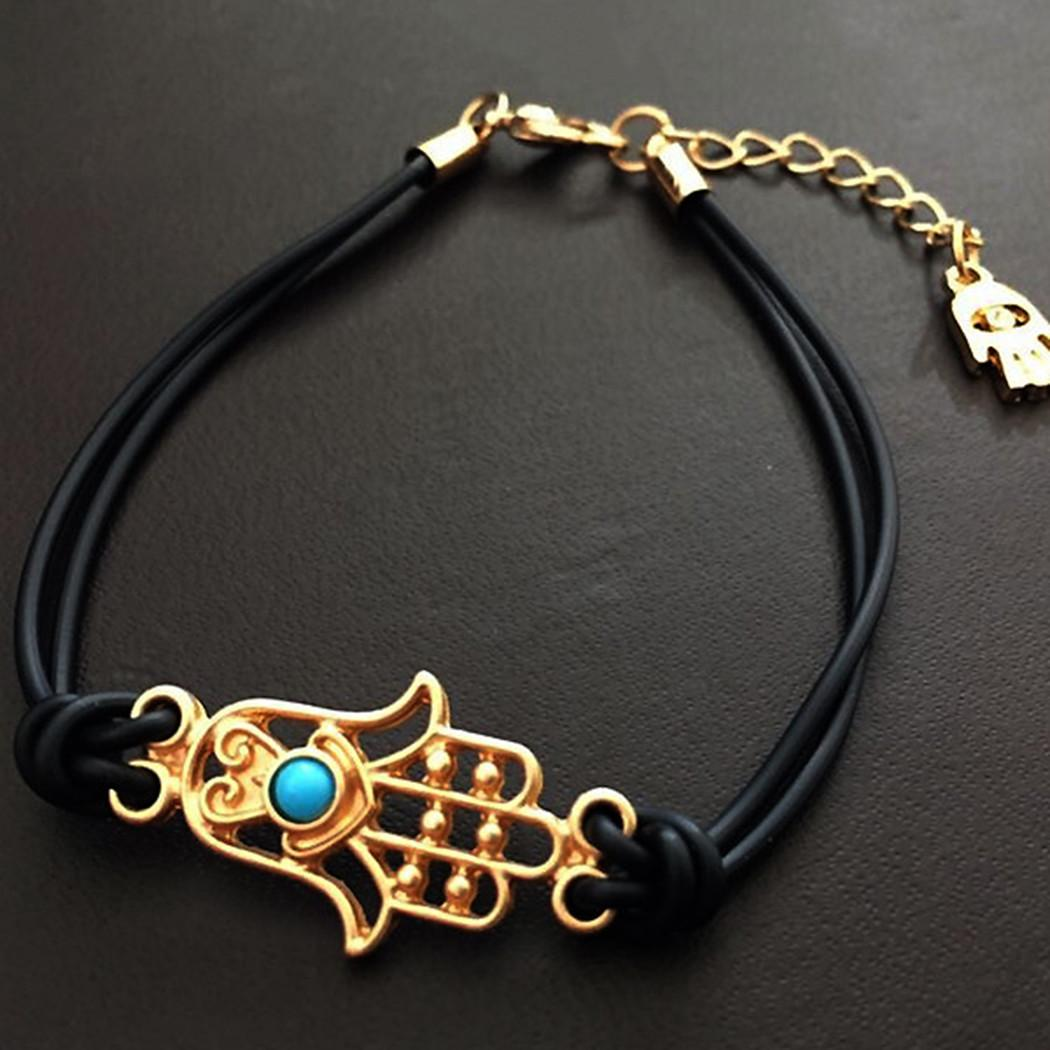 Womens Diy Jewelry Wholesale Girl Lots Style Lady Leather