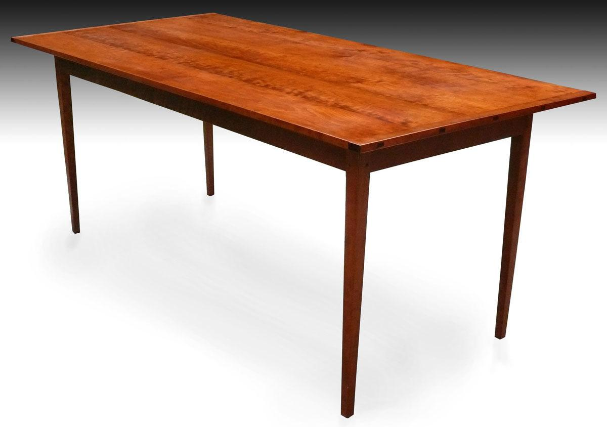 Wonderful Fine Woodworking Dining Table Egorlin