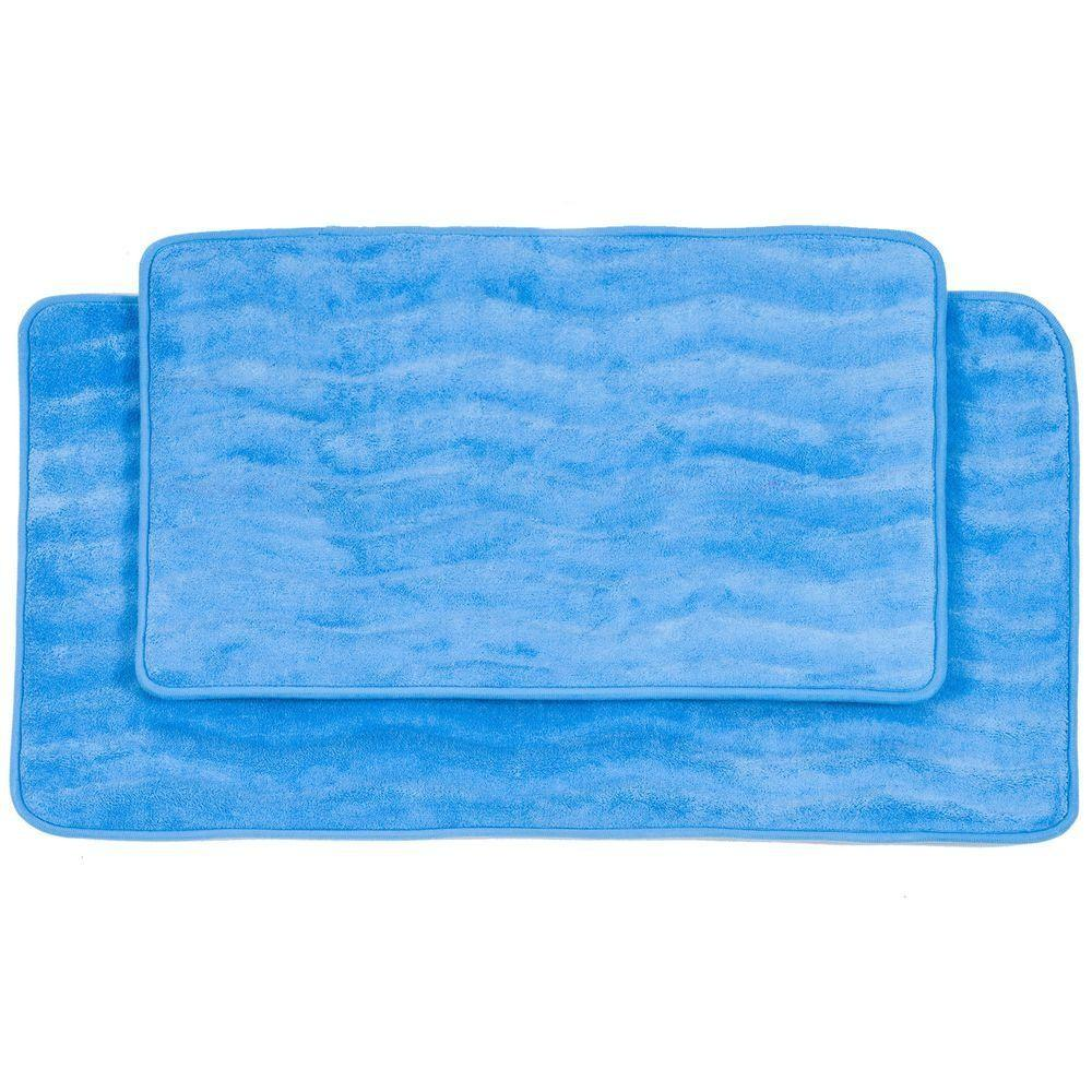 Wonderful Memory Foam Bath Rug Set Design Ideas