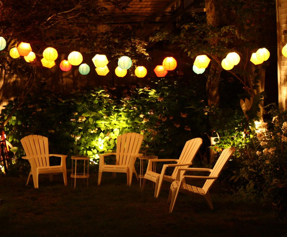 Wonderful Patio Deck Lighting Ideas Summer