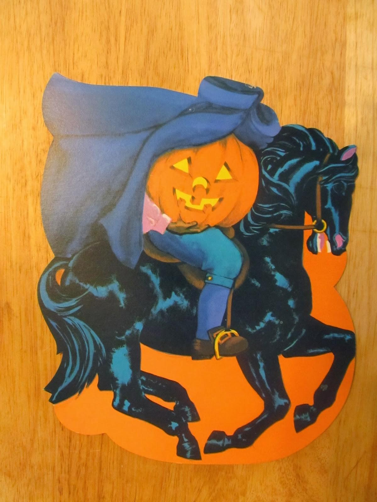 Wonderful Wonderblog Vintage Paper Halloween Decorations