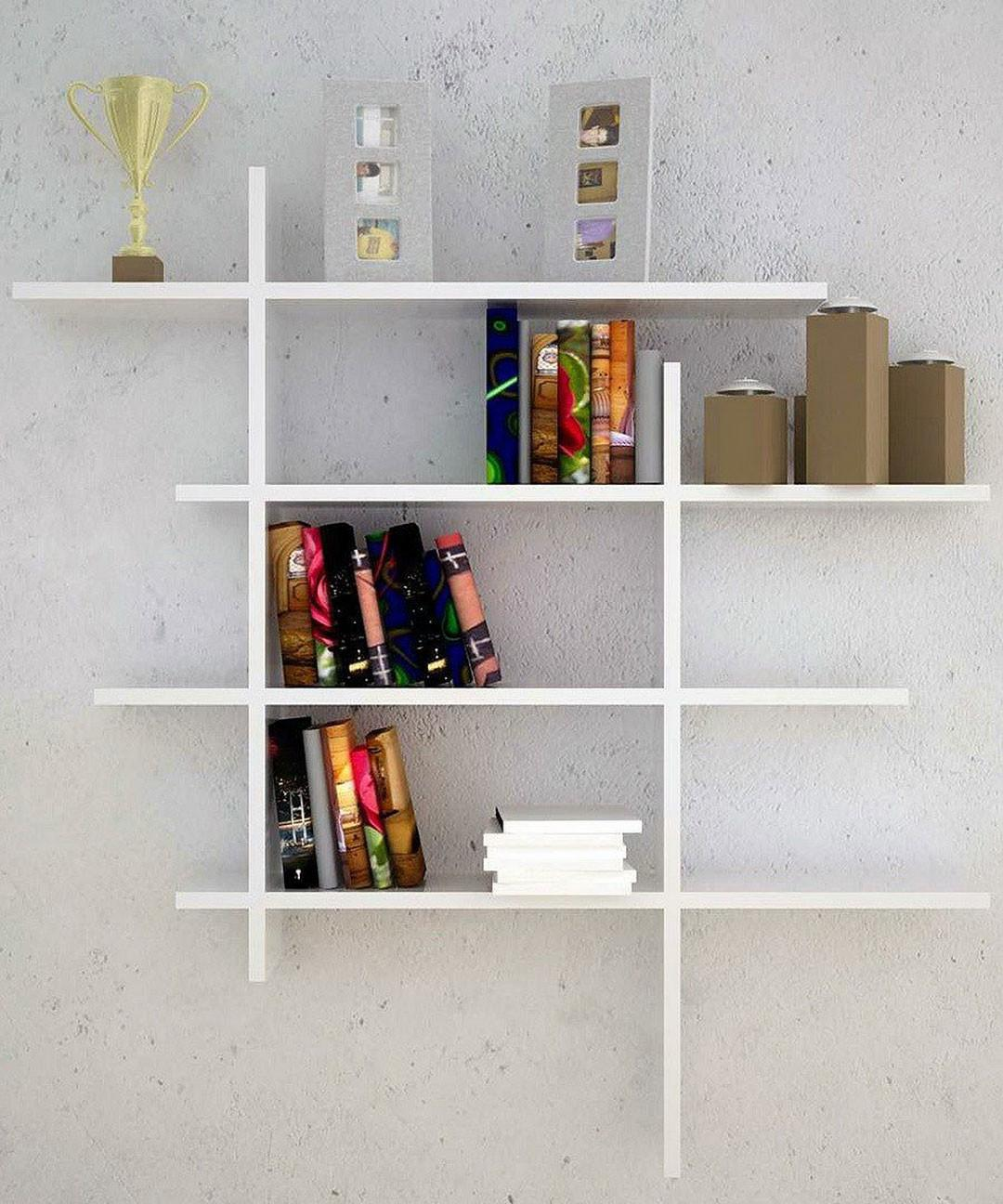 Wood Box Wall Shelves Decosee