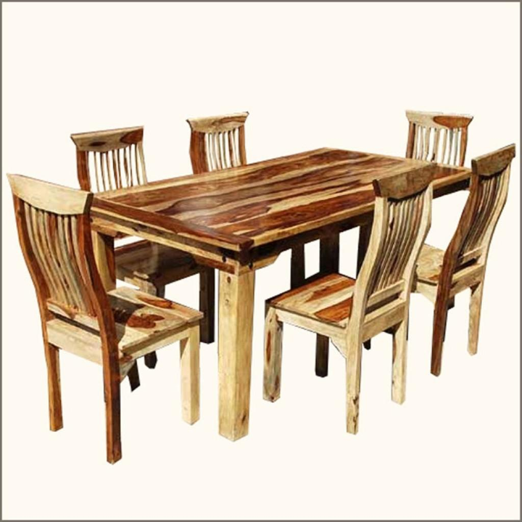 Wood Dining Room Wooden Tables Reclaimed