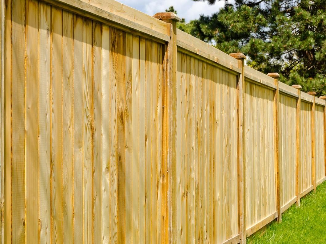 Wood Fences Pvc Aluminum Fence Repair