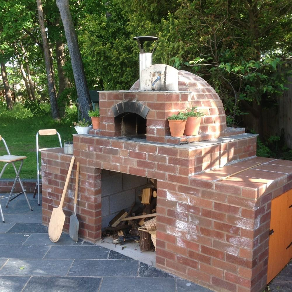 Wood Fired Oven Garden Buying Advice Needed