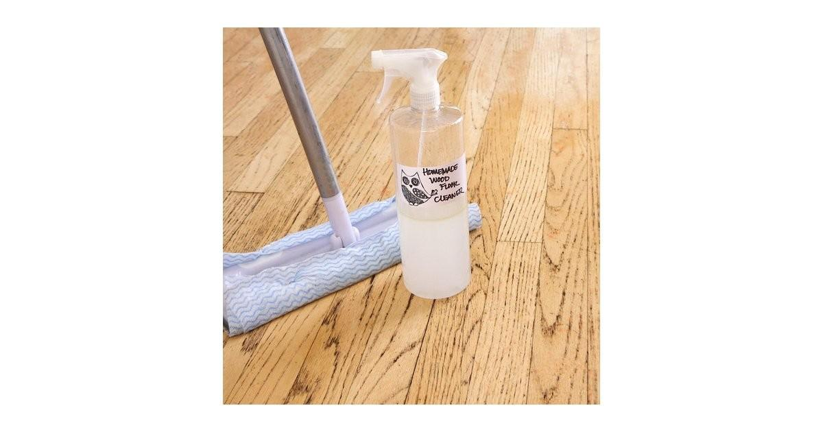 Wood Floor Cleaner Make These Diy Cleaning Products