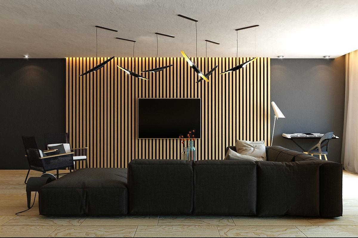 Wood Slats Add Texture Warmth These Homes