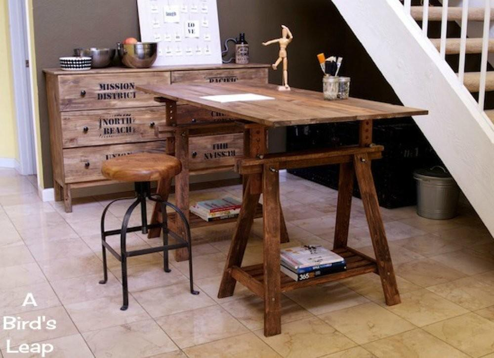 Wood Table Designs Diy Kitchen Seriously