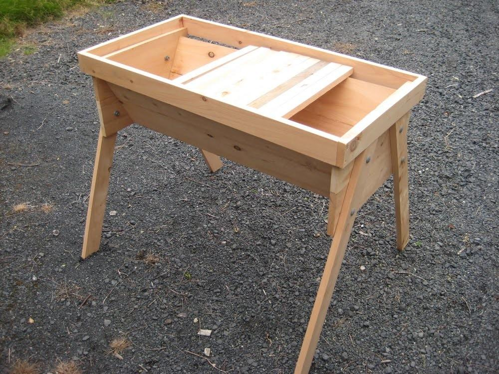 Wood Working Idea Plans National Bee Hive