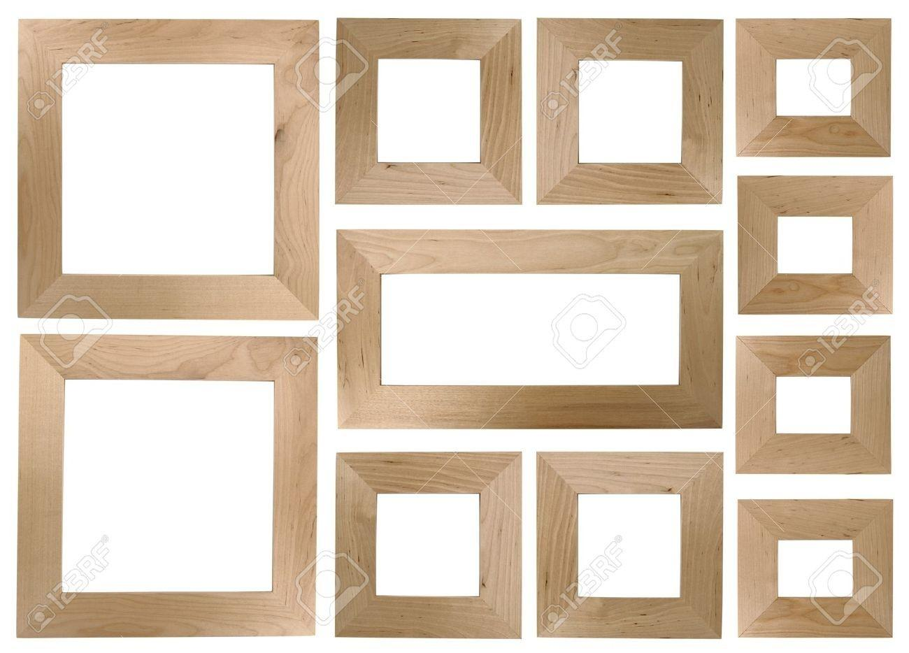 Wooden Frames Collage Personalized