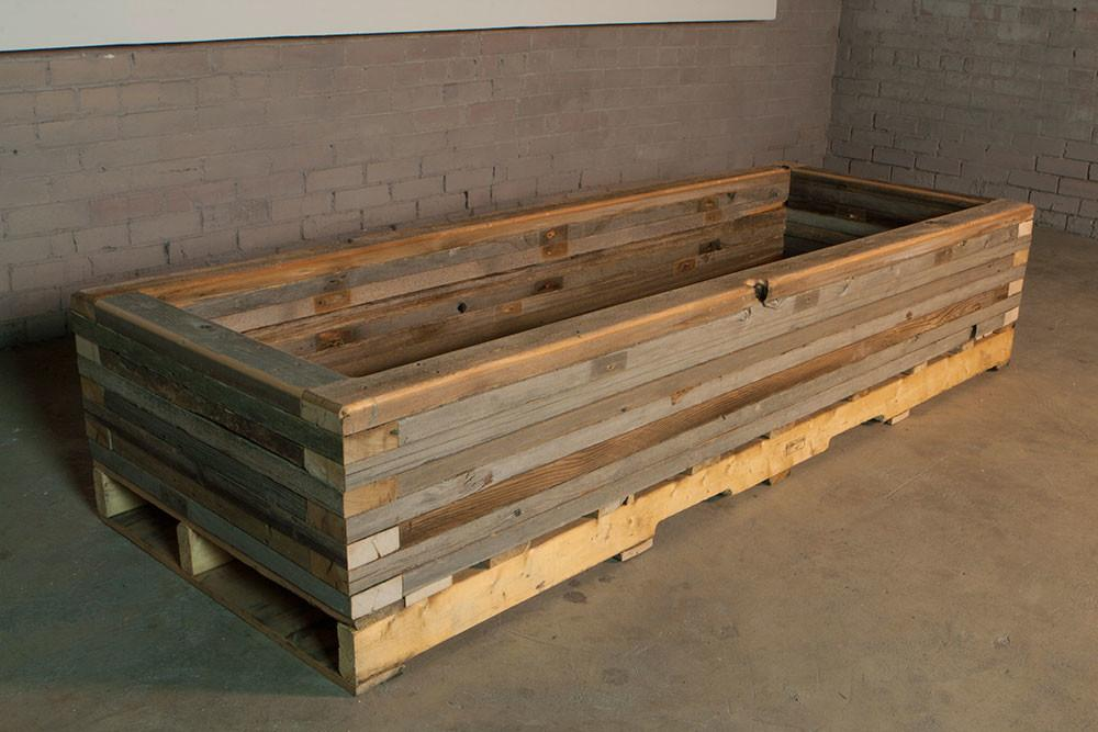 Wooden Garden Beds Natural Wood Bed Boxes