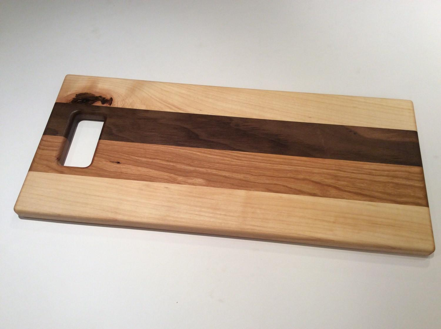 Wooden Serving Board Charcuterie Cheese