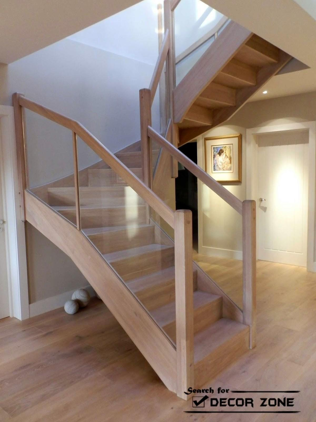 Wooden Staircase Designs Preinstallation Tips