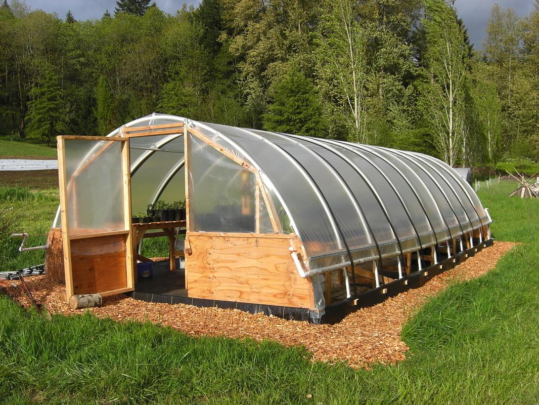 Woodwork Easy Wood Greenhouse Plans Pdf