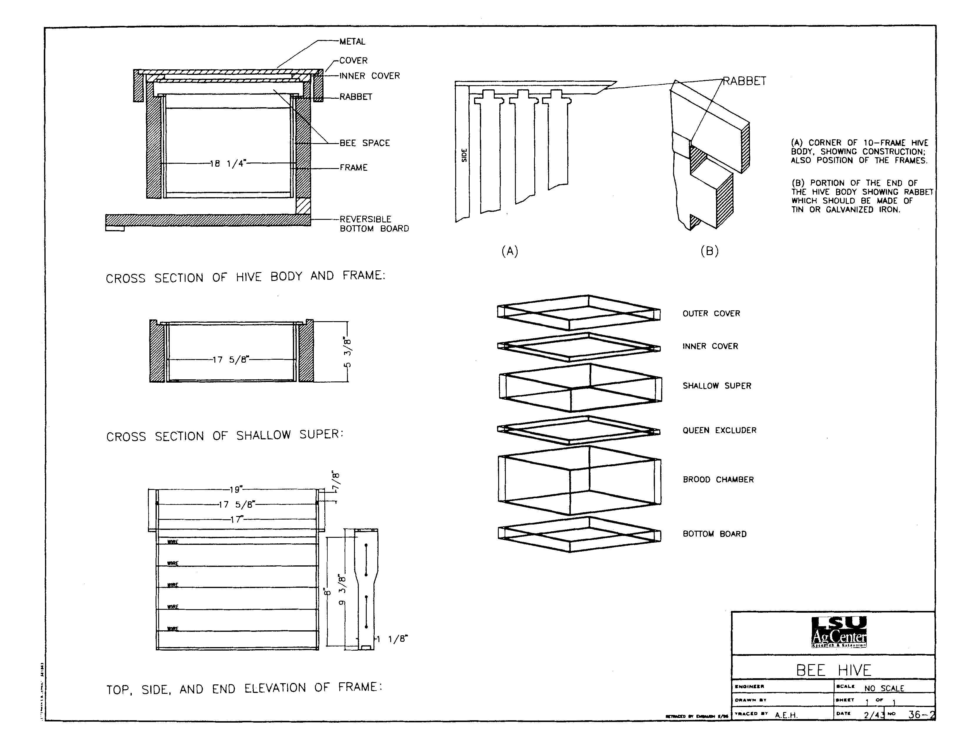 Woodworking Solitary Bee Box Plans Pdf