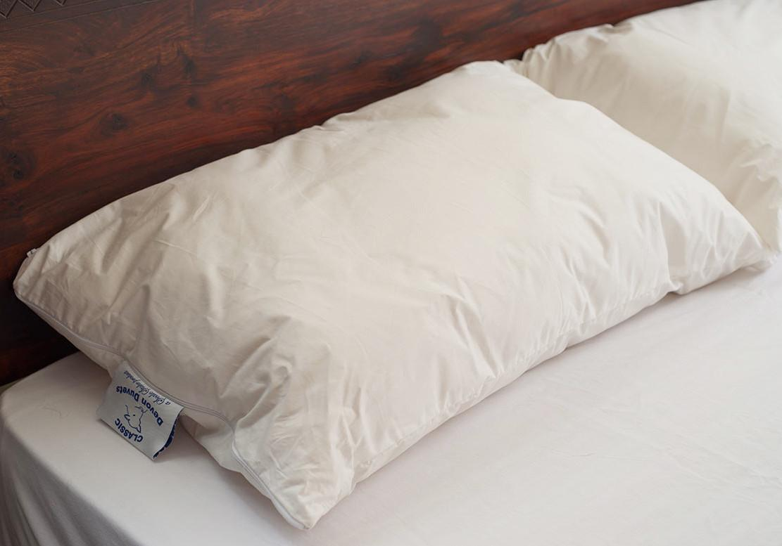 Wool Filled Pillows Duvets Natural Bed Company