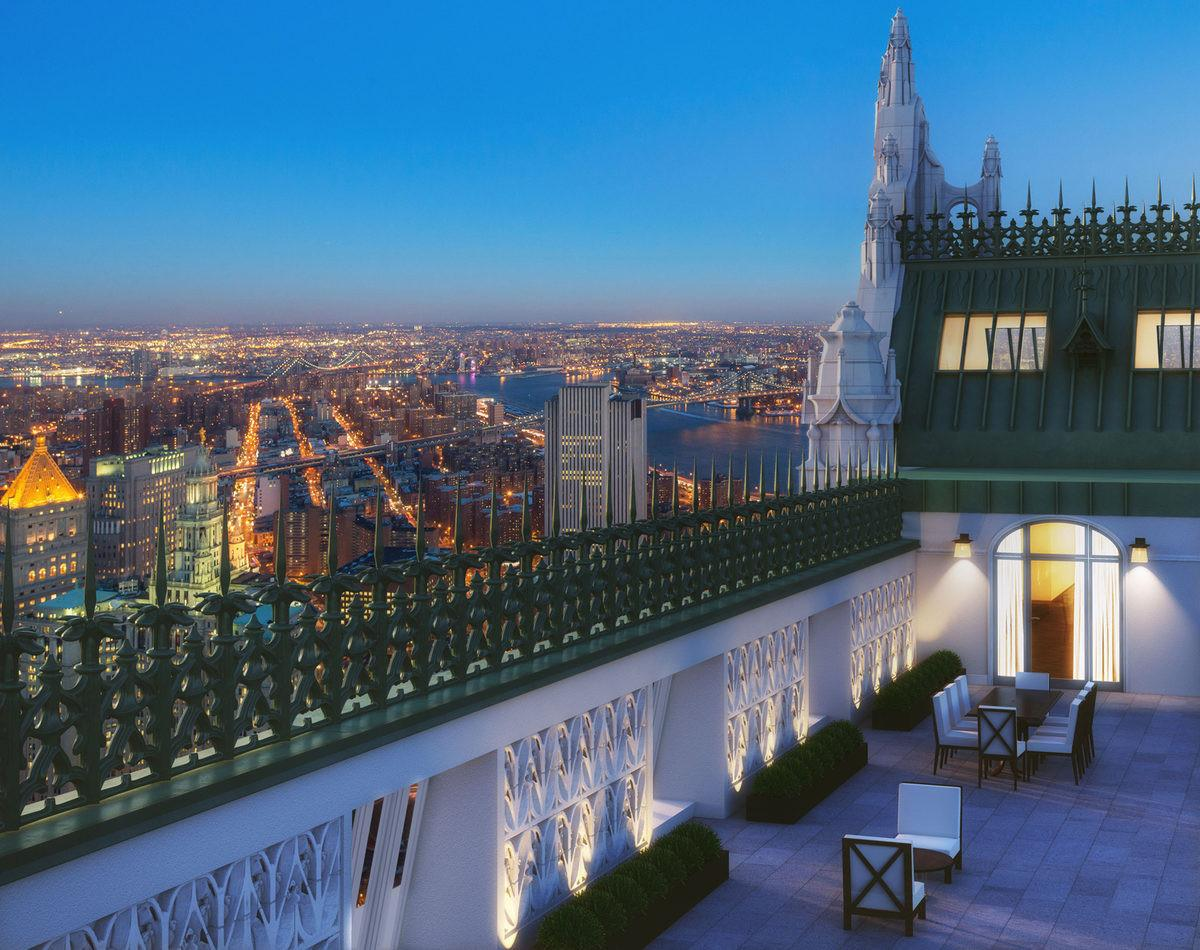 Woolworth Building Curbed