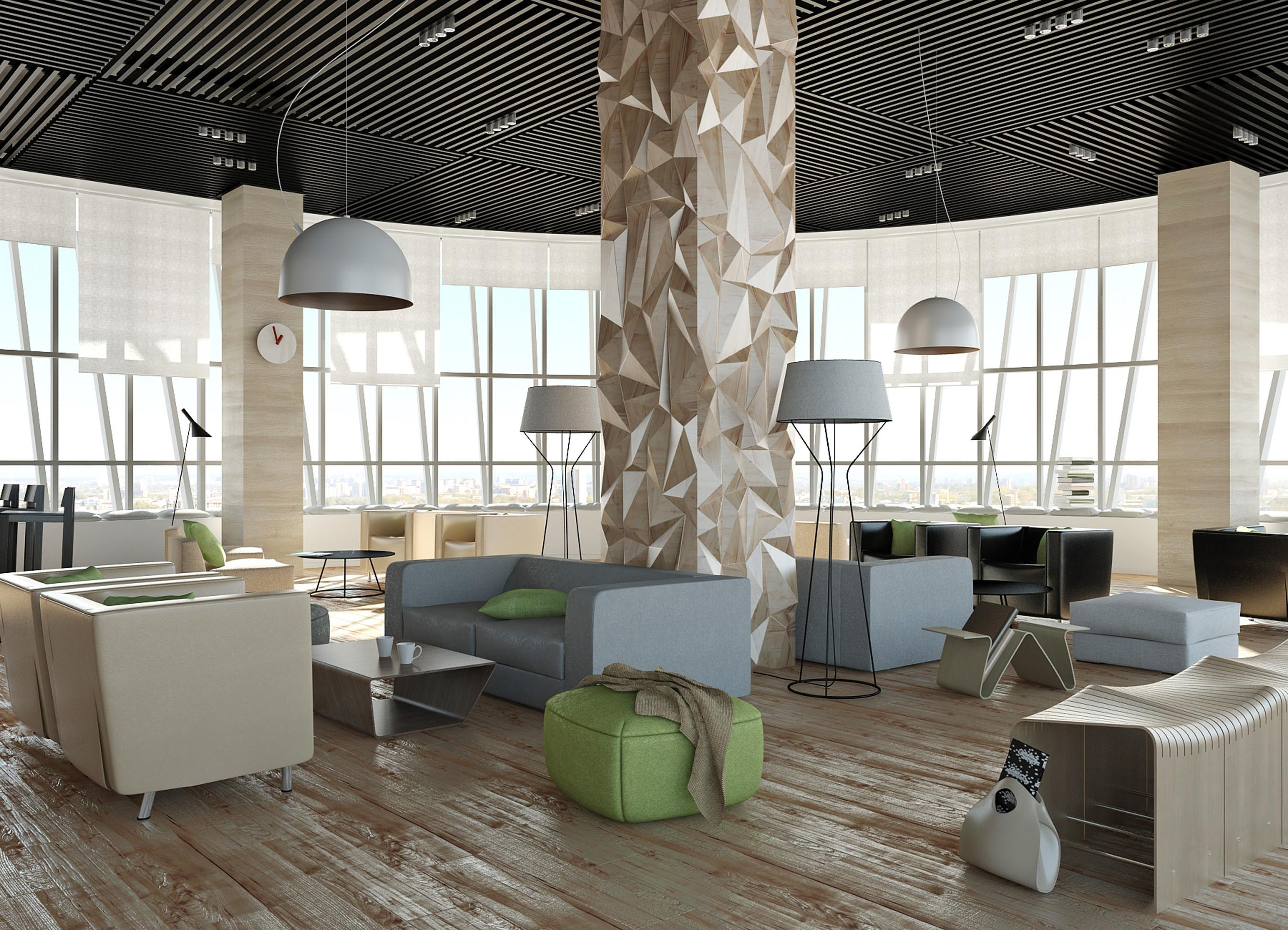 Work Progress Office Design Trends Swedish Way