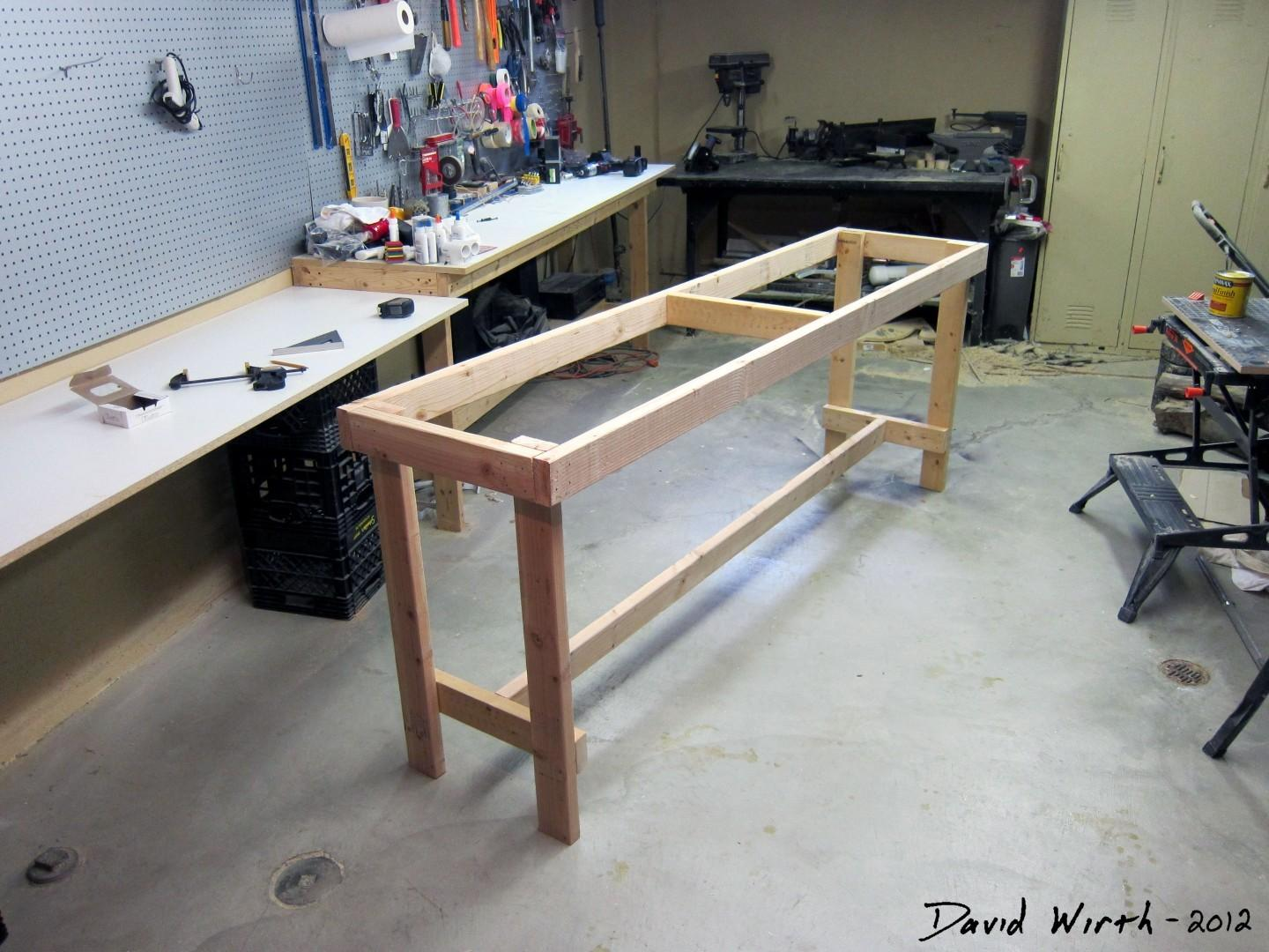 Workbench Easy Build Plans