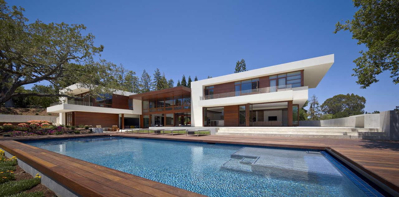 World Architecture Homes Silicon Valley Look Like