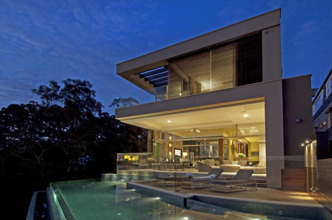 World Architecture Modern Vaucluse House Bruce